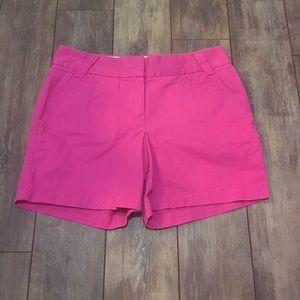 🌞 J Crew pink City Fit Broken in Chino size 4